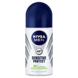 MEN Sensitive Protect 48 h Antyperspirant w kulce