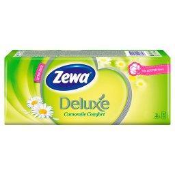 Deluxe Camomile Chusteczki higieniczne 10 paczek po 10 sztuk