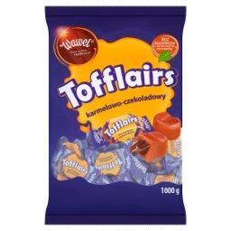Tofflairs karmelowo-czekoladowy Pomadki mleczne niek...