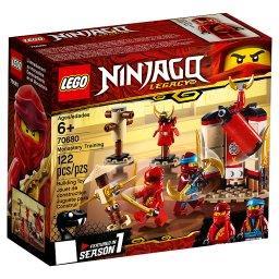 Ninjago Szkolenie w klasztorze 70680