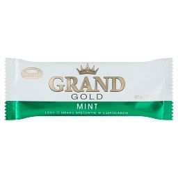 Grand Gold Lody o smaku miętowym w czekoladzie 120 m...