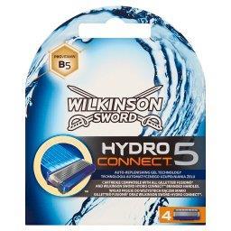 Hydro Connect 5 Wkłady do maszynki 4 sztuki