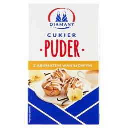 Cukier puder z aromatem waniliowym