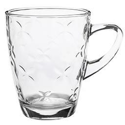 Kubek szklany Iris 300 ml