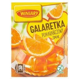 Galaretka pomarańczowy smak