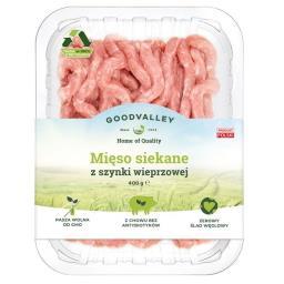 Mięso siekane z szynki wieprzowej