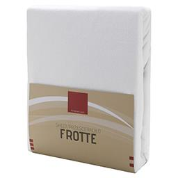 Prześcieradło Frotte 160 x 200 cm mix kolorów
