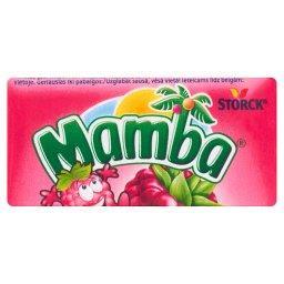 Gumy rozpuszczalne o smaku malinowym 26,5 g (6 sztuk...