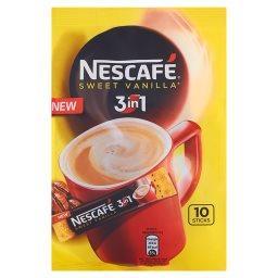 3in1 Sweet Vanilla Rozpuszczalny napój kawowy 160 g (10 saszetek)