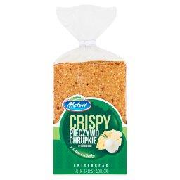 Crispy Pieczywo chrupkie z serem i cebulką