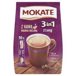 3in1 Strong Rozpuszczalny napój kawowy w proszku 170 g