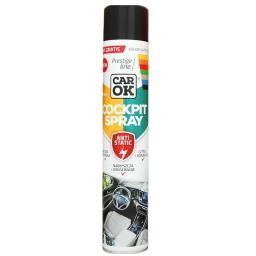 Spray do tapicerki samochodowej kokpit 750ml