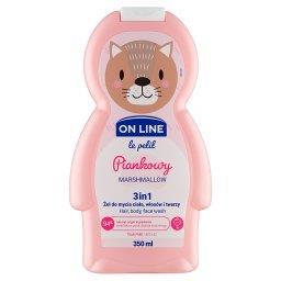 Le Petit 3in1 Żel do mycia ciała włosów i twarzy pia...