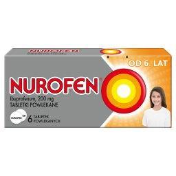Tabletki powlekane od 6. lat 6 sztuk