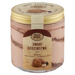 Smaki dzieciństwa Lody krem orzechowo-czekoladowy