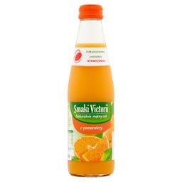 Smaki Victorii Naturalnie mętny sok z pomarańczy