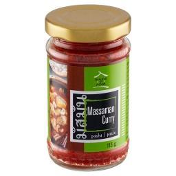 Pasta Massaman curry