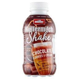 Milch Shake Napój mleczny o smaku czekoladowo-ciaste...