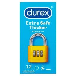 Extra Safe Thicker Prezerwatywy 12 sztuk
