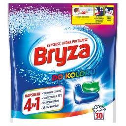 4w1 Kapsułki do prania do koloru 600 g (30 prań)