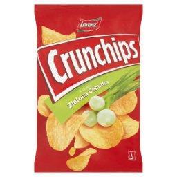 Chipsy ziemniaczane o smaku zielona cebulka