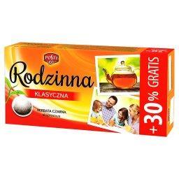 Rodzinna Klasyczna Herbata czarna ekspresowa 145,6 g (104 torebki)