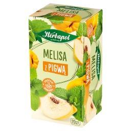 Herbatka ziołowo-owocowa melisa z pigwą 35 g (20 x 1...