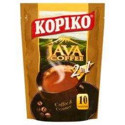 Java Coffee 2in1 Rozpuszczalny napój kawowy 120 g