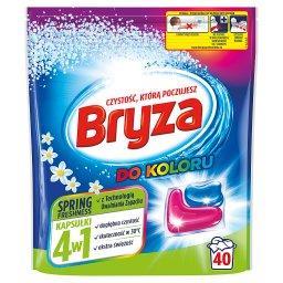 Spring Freshness 4w1 Kapsułki do prania do koloru 80...