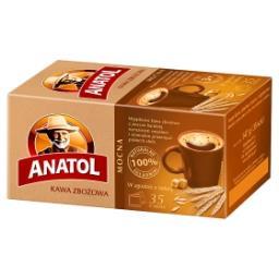 Kawa zbożowa mocna  (35 torebek)