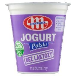 Jogurt Polski bez laktozy naturalny