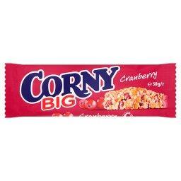 Big Cranberry Baton zbożowy