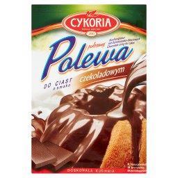 Polewa do ciast o smaku czekoladowym