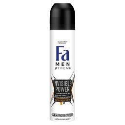 Men Xtreme Invisible Power Antyperspirant 250 ml