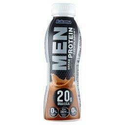 Men Shake z wysoką zawartością protein smak czekoladowy