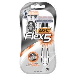 Flex 5 5-ostrzowa maszynka do golenia 3 sztuki
