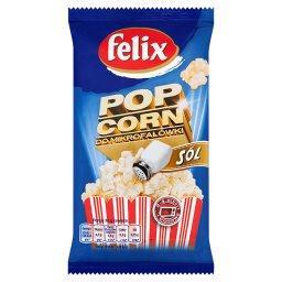 Popcorn solony do mikrofalówki