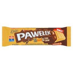 Pawełek Batonik karmellove! & czekoladowe