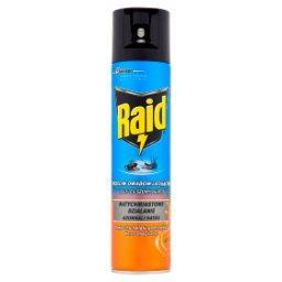 Aerozol przeciw owadom latającym o zapachu kwiatu pomarańczy