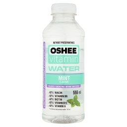 Vitamin Water Napój niegazowany o smaku miętowym