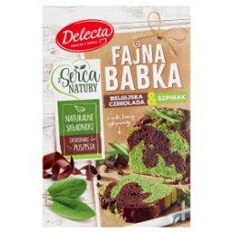 Z serca natury Fajna babka belgijska czekolada & szp...
