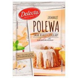 Polewa smak białej czekolady
