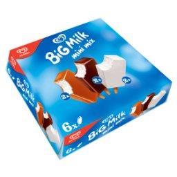 Big Milk Mini Mix Lody 438 ml