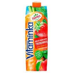 Vitaminka Sok jabłko marchew truskawka