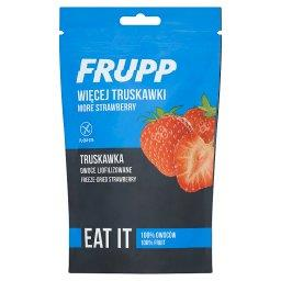 Owoce liofilizowane truskawka