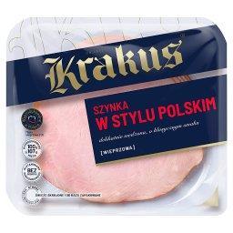 Szynka w stylu polskim wieprzowa