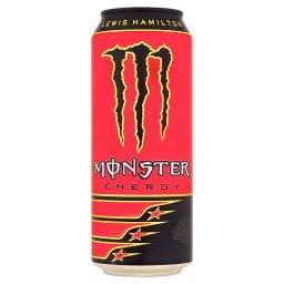 Energy Lewis Hamilton Gazowany napój energetyczny