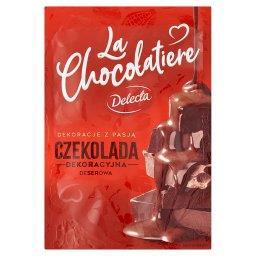 La Chocolatiere Czekolada dekoracyjna deserowa