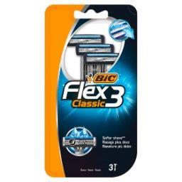 Flex 3 Classic Jednoczęściowe maszynki do golenia 3 ...