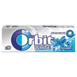 White Freshmint Guma do żucia bez cukru  (10 drażete...